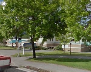 GR Baker Memorial Hospital, Quesnel
