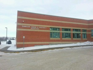 dawson creek and district hospital