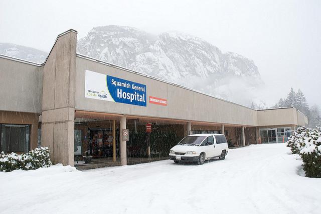 squamish general hospital